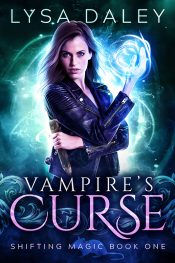 bargain ebooks Vampire's Curse Urban Fantasy by Lysa Daley