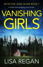 bargain ebooks Vanishing Girls Mystery / Thriller by Lisa Regan