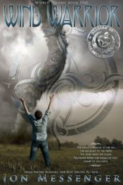 amazon bargain ebooks Wind Warrior Fantasy by Jon Messenger