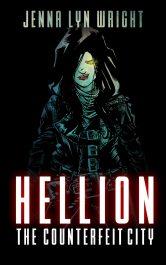 bargain ebooks Hellion The counterfeit City Urban Fantasy by Jenna Lyn Wright