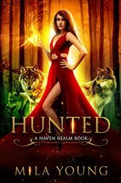 bargain ebooks Hunted Paranormal Fantasy by Mila Young