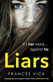 amazon bargain ebooks Liars Psychological Thriller by Frances Vick
