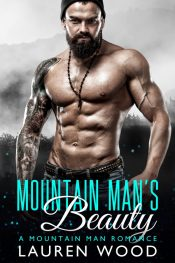 bargain ebooks Mountain Man's Beauty Contemporary Romance by Lauren Wood