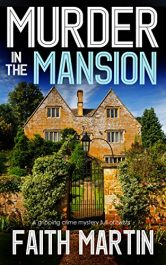 bargain ebooks Murder in the Mansion Detective Mystery by Faith Martin