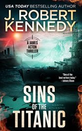 amazon bargain ebooks Sins Of The Titanic Action Adventure by J. Robert Kennedy