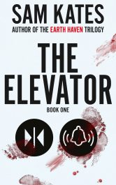 amazon bargain ebooks The Elevator Book One Dark Fantasy SciFi Horror by Sam Kates
