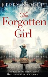 amazon bargain ebooks The Forgotten Girl Historical Fiction by Kerry Barrett