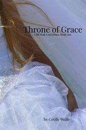 amazon bargain ebooks Throne of Grace Historical Fiction by Cecily Wolfe