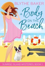 bargain ebooks A Body On The Beach Cozy Mystery by Blythe Baker