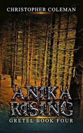 bargain ebooks Anika Rising Horror by Christopher Coleman