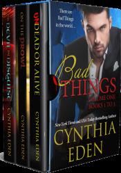 bargain ebooks Bad Things, Volume 1 Romance by Cynthia Eden