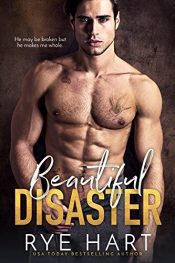 bargain ebooks Beautiful Disaster Romance by Rye Hart