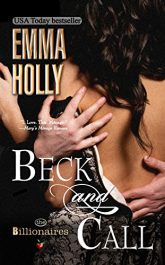 amazon bargain ebooks Beck and Call Erotic Romance by Emma Holly