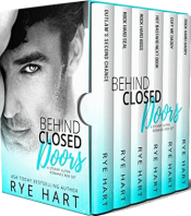 bargain ebooks Behind Closed Doors Romance by Rye Hart