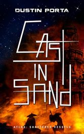 bargain ebooks Cast in Sand SciFi Adventure by Dustin Porta