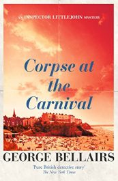 bargain ebooks Corpse at the Carnival Mystery by George Bellairs