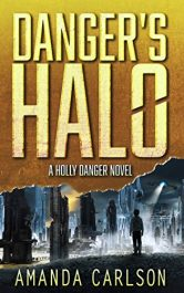 bargain ebooks Danger's Halo SciFi Adventure by Amanda Carlson