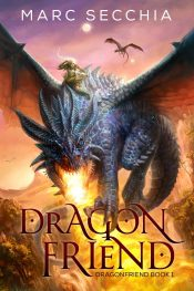 amazon bargain ebooks Dragonfriend Fantasy by Marc Secchia