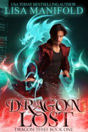 bargain ebooks Dragon Lost Urban Fantasy by Lisa Manifold