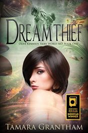 amazon bargain ebooks Dreamthief Fantasy by Tamara Grantham