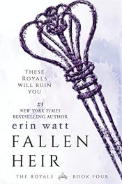 bargain ebooks Fallen Heir Young Adult/Teen by Erin Watt