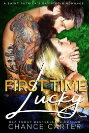 bargain ebooks First Time Lucky Romance by Chance Carter