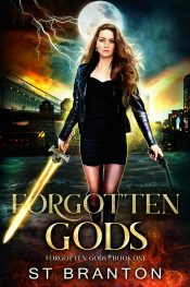 bargain ebooks Forgotten Gods Fantasy by ST Branton