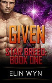 bargain ebooks Given SciFi Romance by Elin Wyn