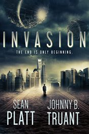 bargain ebooks Invasion Science Fiction by Johnny B. Truant & Sean Platt