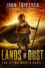 bargain ebooks Lands of Dust Dystopian Science Fiction by John Triptych