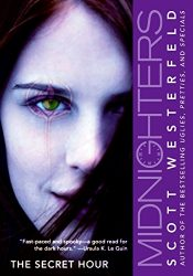 bargain ebooks Midnighters #1: The Secret Hour Young Adult/Teen Horror by Scott Westerfield