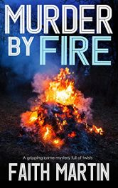 bargain ebooks Murder by Fire Mystery by Faith Martin