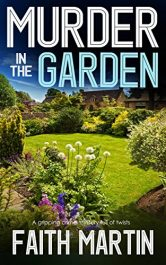 bargain ebooks Murder in the Garden Mystery by Faith Martin