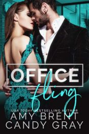 bargain ebooks Office Fling Romance by Amy Brent