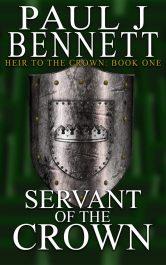 amazon bargain ebooks Servant of the Crown Fantasy by Paul J Bennett