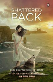 amazon bargain ebooks Shattered Pack YA/Teen Fantasy by Aileen Erin