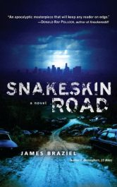 bargain ebooks Snakeskin Road Action/Adventure by James Braziel
