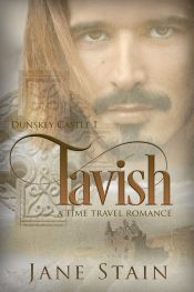 bargain ebooks Tavish Time Travel Romance by Jane Stain