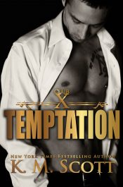 bargain ebooks Temptation (Club X #1) Erotic Romance by K.M. Scott