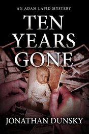 bargain ebooks Ten Years Gone Historical Fiction by Jonathan Dunsky