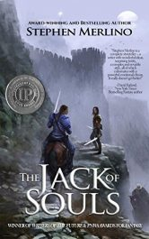 bargain ebooks The Jack of Souls YA Fantasy by Stephen Merlino