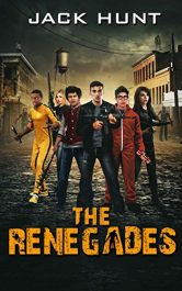 bargain ebooks The Renegades Scifi Horror Comedy by Jack Hunt