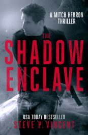 bargain ebooks The Shadow Enclave: Mitch Herron 2 Terrorism Thriller by Steve P. Vincent