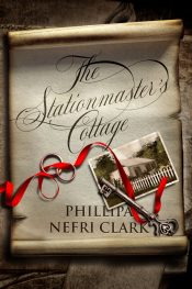 bargain ebooks The Stationmaster's Cottage Romantic Mystery by Phillipa Nefri Clark