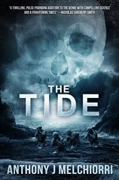 bargain ebooks The Tide SciFi Thriller by Anthony J Melchiorri