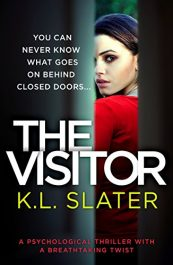 amazon bargain ebooks The Visitor Psychological Thriller by K.L. Slater