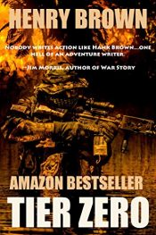 bargain ebooks Tier Zero Action/Adventure by Henry Brown