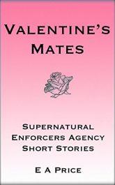 amazon bargain ebooks Valentine's Mates Erotic Romance by E A Price