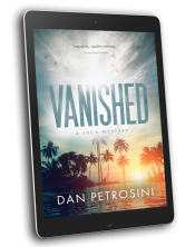 bargain ebooks Vanished Mystery by Dan Petrosini