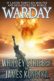amazon bargain ebooks Warday Post-Apocalyptic Scifi Thriller by Whitley Strieber and James Kunetka